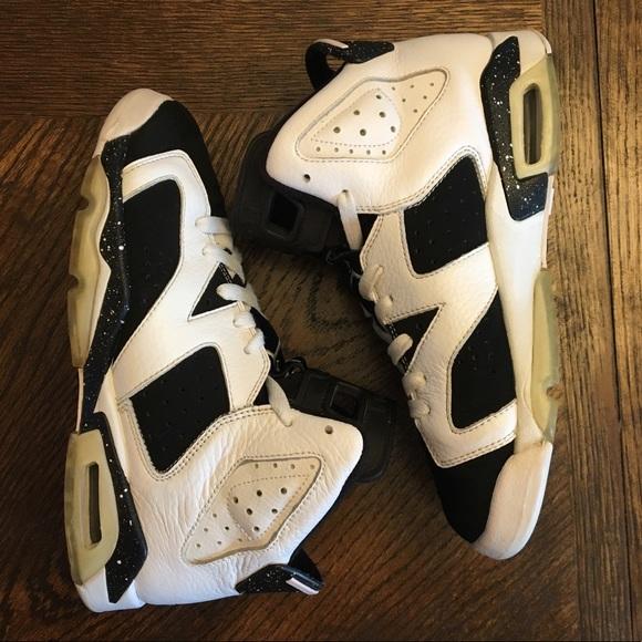 573a477d5fe069 Jordan Other - Air Jordan Retro VI (6)  Oreo  GS